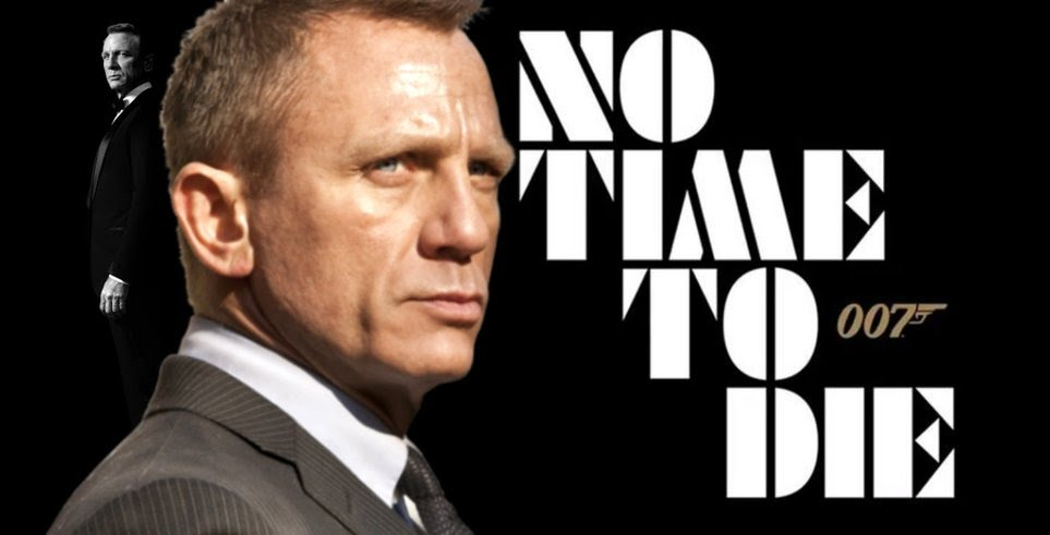 James Bond Release The First Poster For No Time To Die
